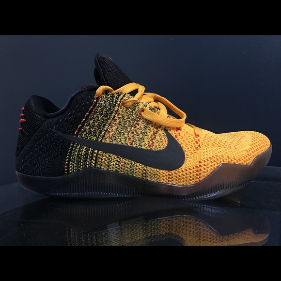 in stock 38b3d d7952 Nike Kobe XI Elite Low Bruce Lee Men s 8.5 NEW. M 5a3d368ab7f72b919401f7d7
